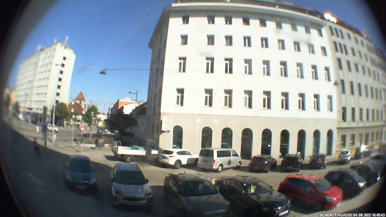 webcam scherzergasse
