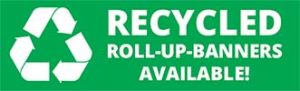 Recycled Roll Ups